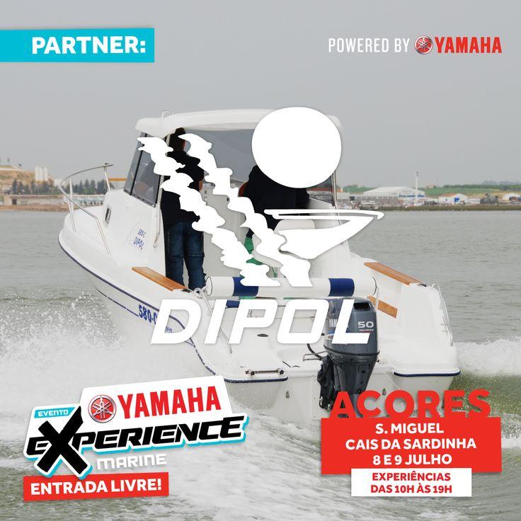 Venha experimentar as embarcações Dipol no Yamaha Experience dos Açores! Diversão para todos com barcos super versáteis. Apoio: Dipol Glass  #yamaha #yamahamotor #yamahamarine #mundoyamahamarine #motorforadebordayamaha #yamahaexperience #eventoyamaha #caisdasardinha #açores #ilhadesãomiguel #pontadelgada #atlântico #eventogratuito #entradalivre #dipol #barcodipol #dipolboats #highfieldpoweredbyyamaha #testdrivedipol #dipolpby #dipolpoweredbyyamaha