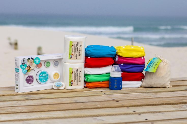Our super starter nappy pack has everything the new mum will need to start using cloth nappies. R2000  10 nappies, soapnuts, liners, oh lief products, bottle etc. Get this!