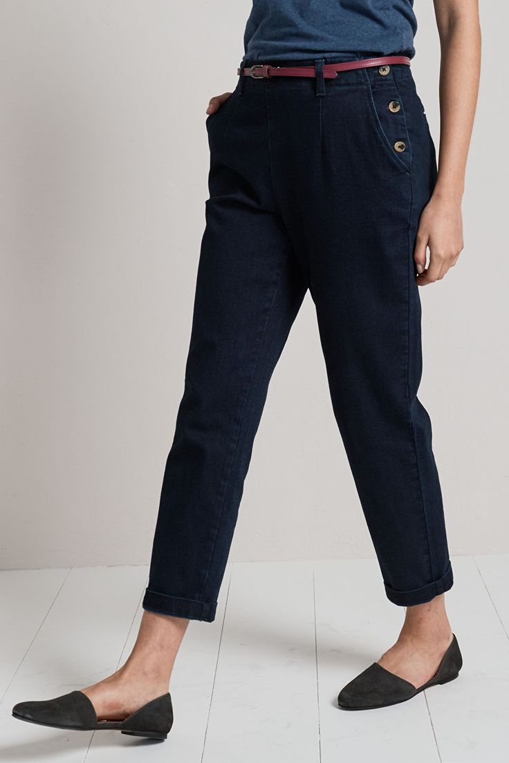 Waterdance Trouser   A Seasalty Take On Jeans With A Dash Of Nautical  Style. Perfect