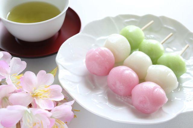 Postres japoneses: Dango: Desserts, Dulce Japones, Comidas Japonesa, Postres Japon, Delicatessen Dulce, Cooking, Postres Ñaaam, Amant De, Dessert