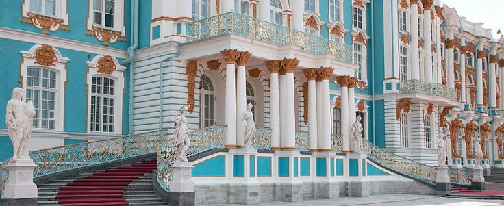 Catherine Palace- Tsarskoye Selo State Museum-Preserve, St. Petersburg