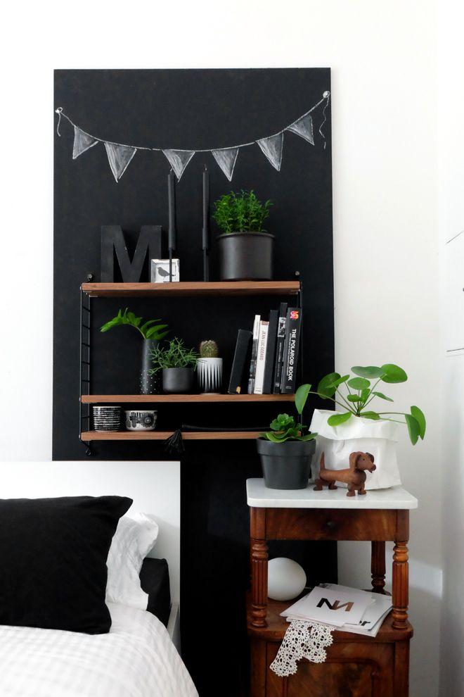 Urban Jungle Bloggers: Plant Shelfie 2 by @minzawillsommer