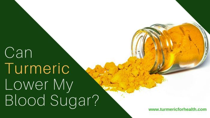 Turmeric has so many benefits for health, but can it lower blood sugar levels significantly? Let's find out.  #turmeric #curcumin # bloodsugar