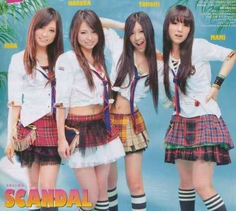 Hey there all you Scandal Fans, I have put together a collection of Scandalicious pics from the awesome Scandal Band Japan which I have collected from around and this is for you Scandal Band Japan …