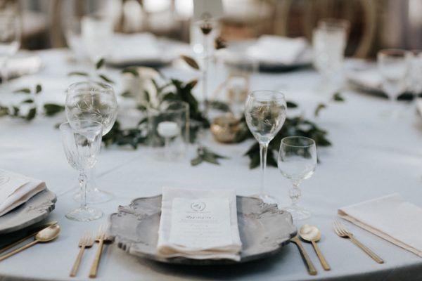 Enchanted Charlotte Garden Wedding at The Duke Mansion