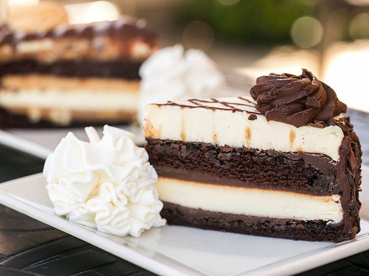 7. The Cheesecake Factory