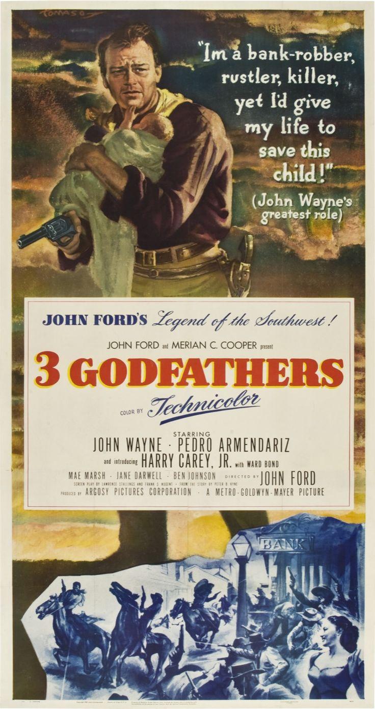 (1948) 3 Godfathers