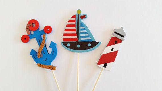1000 Ideas About Nautical Diaper Cakes On Pinterest