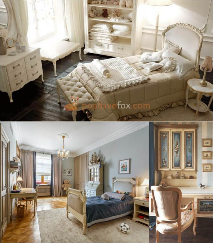 Classic Interior Design for Small Kids Rooms. Nursery Design Ideas. Explore more Classic Interior Design for Small Kids Rooms on https://positivefox.com #smallspaceskidsrooms #classickidsroom #kidsroomideas #classickidsroomideas #interiordesign #collage #homeideas #homesmallspaces #smallspaces #nurserydesignideas #classicinteriordesign #collage