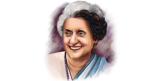 Indira Gandhi English Essay For Student And Children Photo Image In Hindi