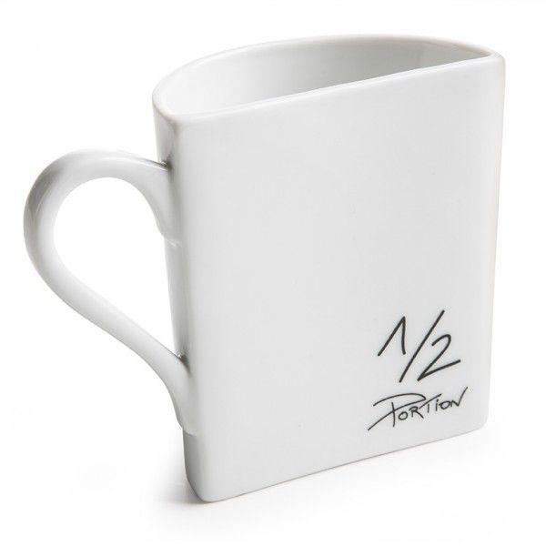 Half Portion cup