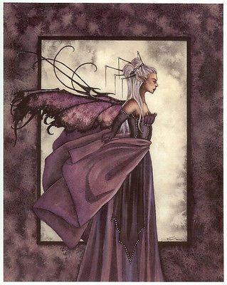 Amy Brown Print Fairy Sucshiavaene