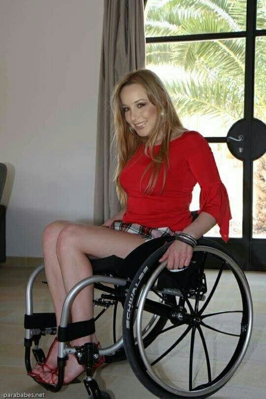 sexy girls in wheelchairs porn