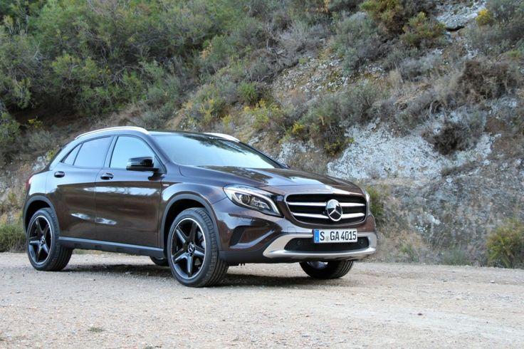 Mercedes Fans - Artikel - Erste Fahreindrücke: Mercedes-Benz GLA 220 CDI 4matic