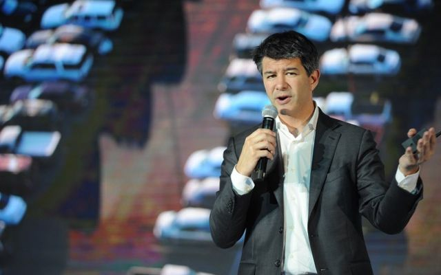 Uber's board is discussing a leave of absence for Travis Kalanick; will Garrett Camp replace him?  #TravisKalanick #Uber #news
