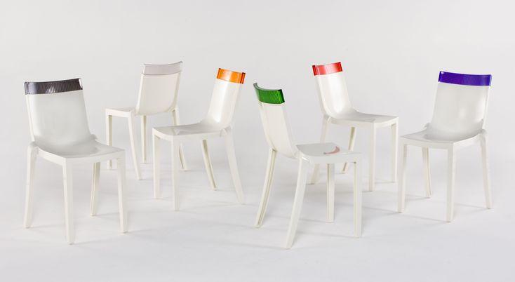 Les 25 meilleures id es de la cat gorie chaise polycarbonate sur pinterest - Chaise polycarbonate blanche ...