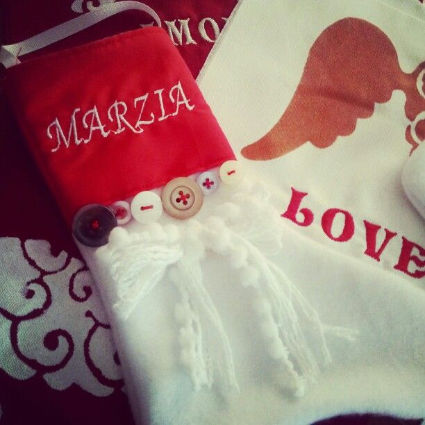 Calze Befana personalizzate...personalizza...handmade with love...!!!