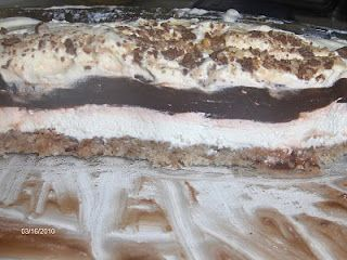 Taming of the {celiac} Sprue: Layered Pudding Dessert