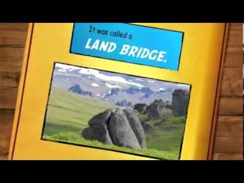 ▶ Comic - Land Bridge Theory, Ice Age, and Early Americans - YouTube