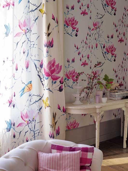 Essence of the Orient in DG Kimono Blossom