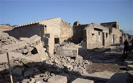 Pompeii Pictures Before and After | ... Buried City of Pompeii | Volcano Vesuvius | People | Building Pictures