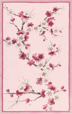 oriental cherry blossom bedroom ideas - Google Search