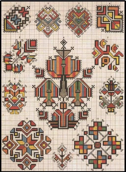 Bukovina, Ukrainian Stitching Art, ukrainian folk embroidery, схеми вишивки, традиційна українська вишивка, українські традиційні орнаменти