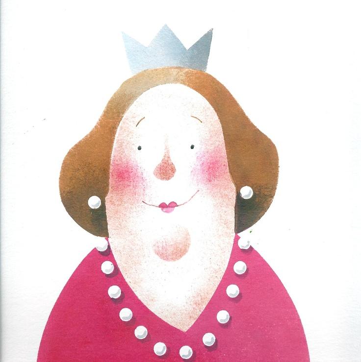 Queen, from: 'bij ons in de straat'