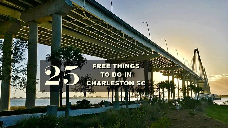 We've put together a list of 25 free things to do in Charleston. From walking excursions to parades, parks, museums and Charleston history.