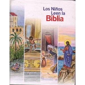 Los Ninos Leen La Biblia / Greek Orthodox Childern's Bible Reader - SPANISH VERSION