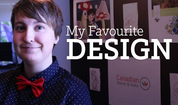 Sault College Graphic Design Graduate shares her favourite design @saultcollege @AtGraphicDesign http://www.saultcollege.ca/ads/design/design.html
