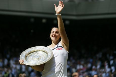 Wimbledon winner Marion Bartoli's dignified response to sexist comments