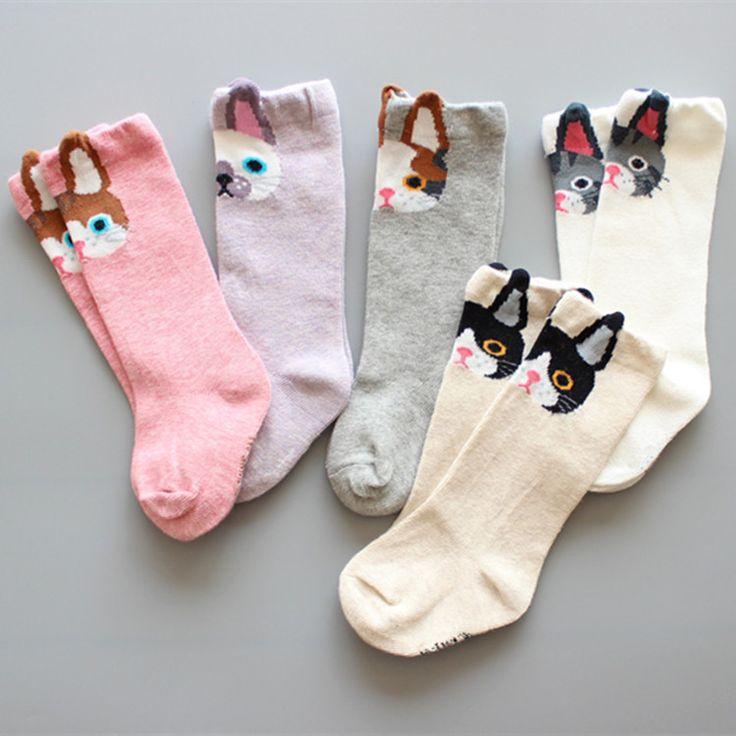 Baby Socks Funny Dog