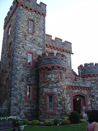 """Castle in the Clouds, Moultonborough, New Hampshire, USA - the """"Queen"""" will be visiting this in June 2016"""