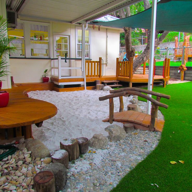 There is nothing more exciting than designing play into a tight space, there are no rules in this game, which makes it all the more fun #Landscaping #PlayspaceDesign #Sandpit #Experiment #Discover #Create #CustomDesign #Playground #Imagine