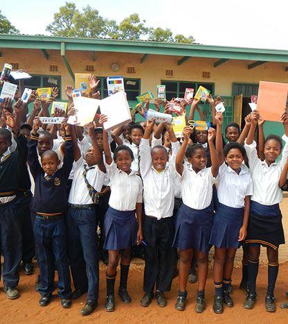 Obakeng Village School at Madikwe