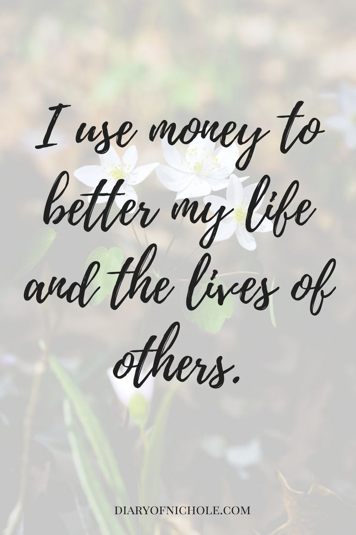 IMPROVE YOUR RELATIONSHIP WITH MONEY AND ATTRACT MORE OF IT TO YOU BY READING THIS | POSITIVE AFFIRMATIONS | WEALTH | DEBT FREE | LAW OF ATTRACTION