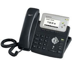 Yealink T22P 3 linhas SIP IP VOIP