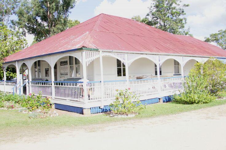 Hospital at Caboolture Historical Village
