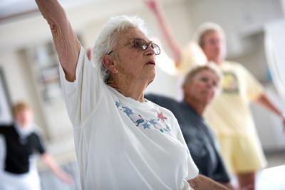 Icebreaker Group Activities for Senior Citizens