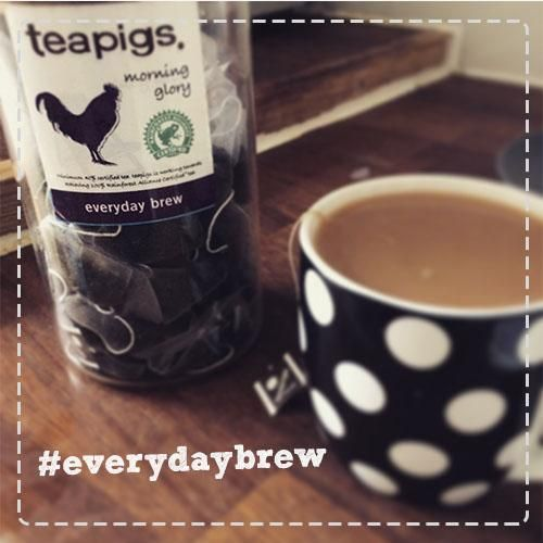15% off our #everydaybrew at the moment. Whole leaf in all its glory!