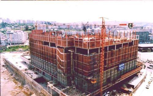 dMudanza • 1986: Construcción de El Corte Inglés