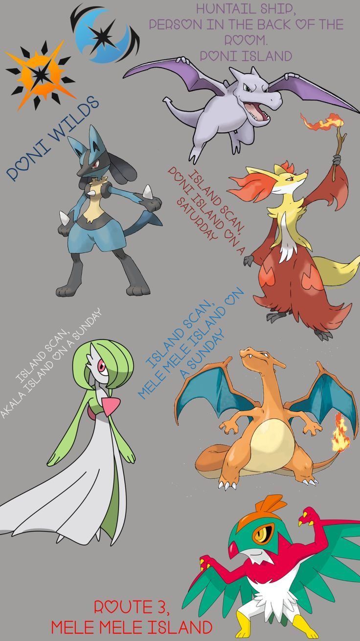 How to get my Pokémon x team without hacking or trading in Pokémon ultra sun/moon! (evolution required for gardevoir, charizard, and lucario.)