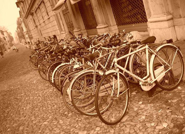 Ferrara: Finalmente,nel trasporto in città, ci stiamo allineando alle lodevoli usanze di molte altre nazioni europee  ...........................Finally, in the transport in the city, we are aligning the praiseworthy custom of many other European countries