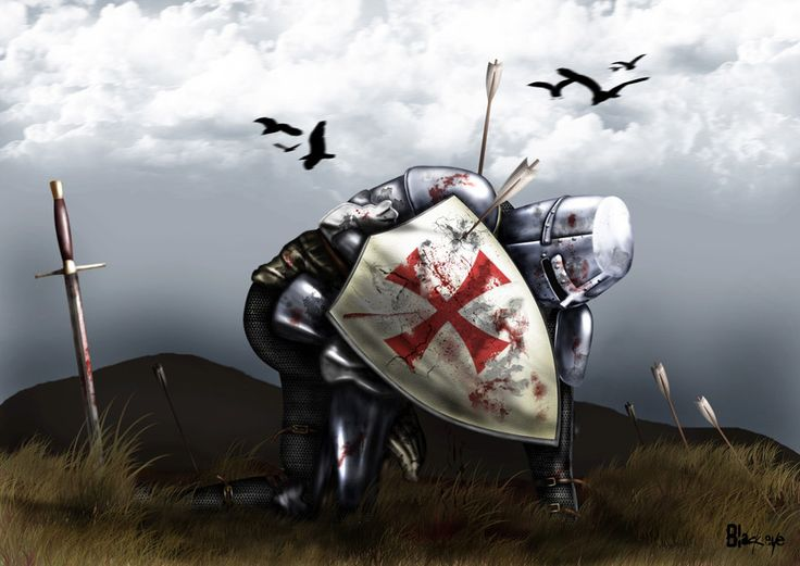 The Fallen by dmavromatis on DeviantArt | Knights Templar ...