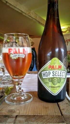 Brouwerij Palm Hop Select. Watch the video Beer review here…