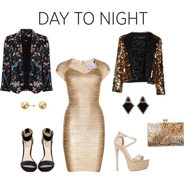 """""""Sparkly"""" by line-leduc on Polyvore"""