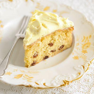 Lyle's Golden Syrup - Lemon Syrup Cake