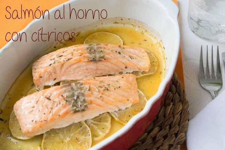Toma nota de esta receta de salmón porque te va a encantar. La comparten desde el blog Las Cosas de mi Cocina.