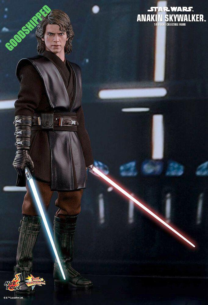 Hot Toys Star Wars Episode III Revenge Of The Sith ANAKIN SKYWALKER 1//6 BELT